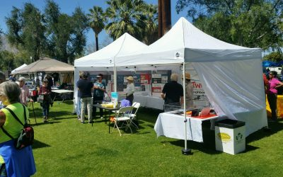 Twin Palms Hosts a booth at the 2018 ONE-PS Picnic