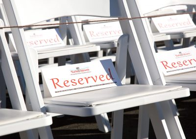 Reserved Seats